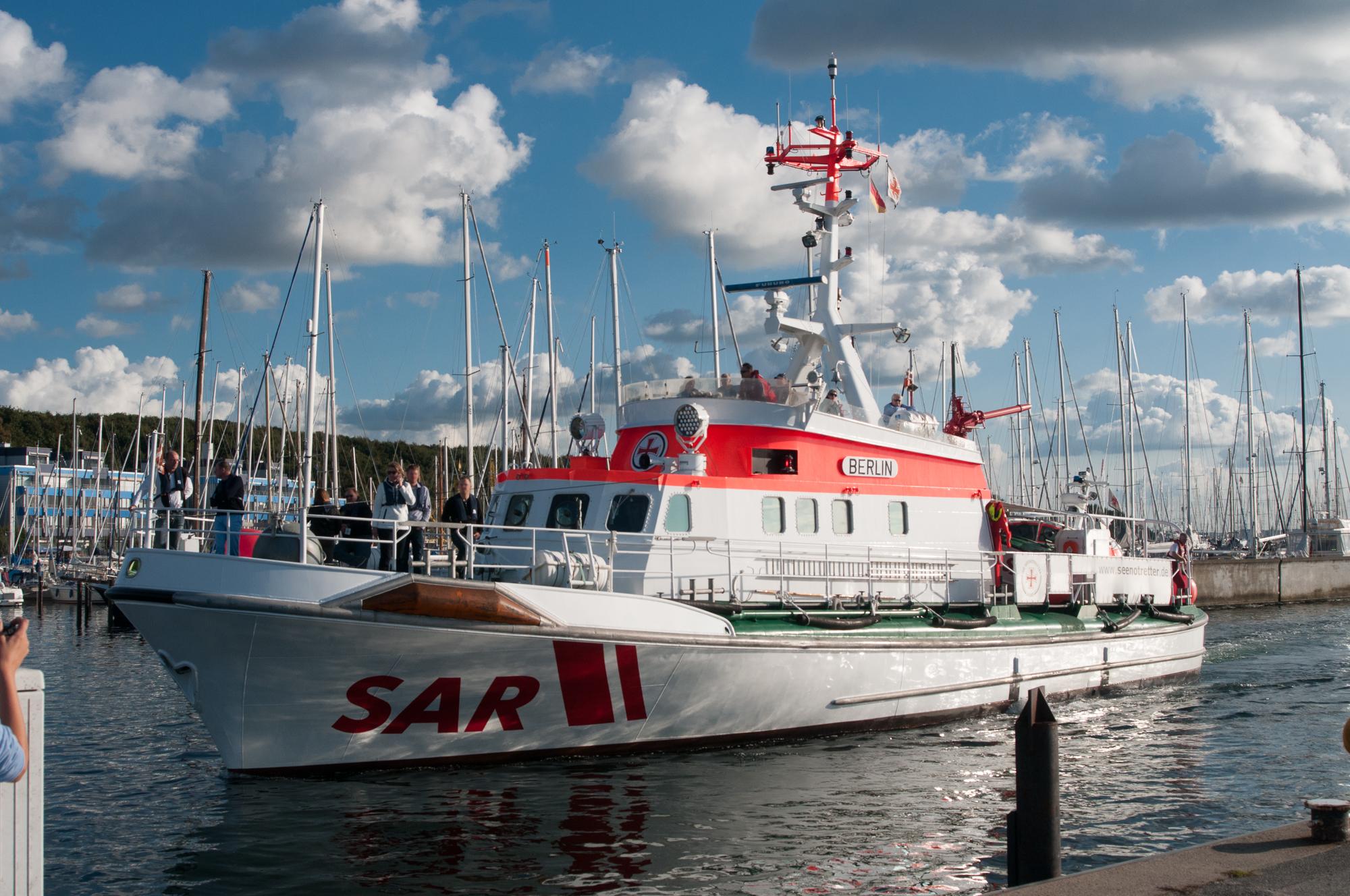 Schiffe: Dienstag in Laboe