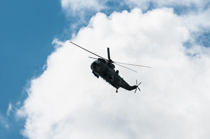 Marine-Helikopter