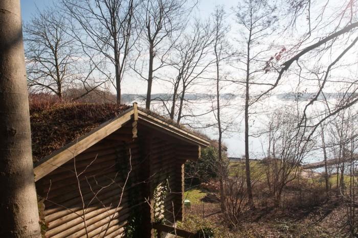 Fast könnte man die Landschaft so mit Schweden, Norwegen oder Finnland verwechseln: