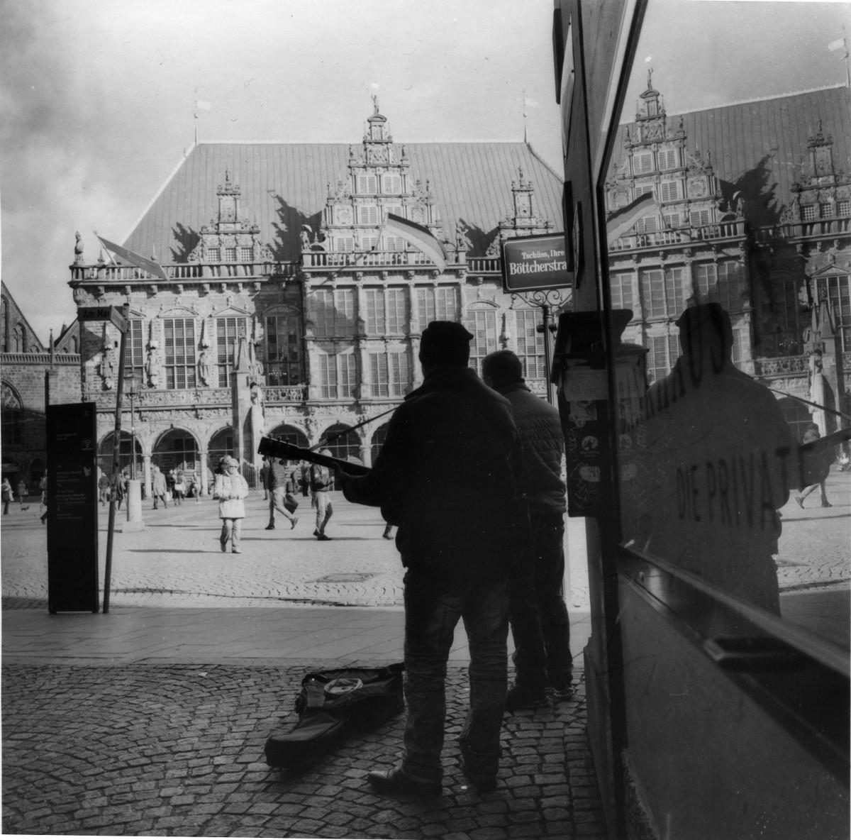 Bremen analog und quadratisch